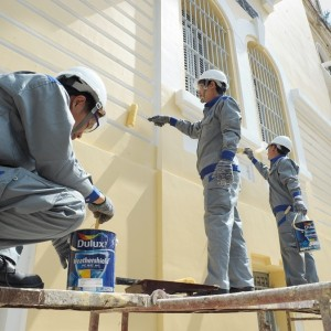 Sơn sửa nhà tại quận tân phú - Thợ sơn nhà đẹp - Chi phí lại hợp lý tại Tphcm
