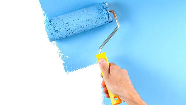 Cách tính khối lượng sơn nhà