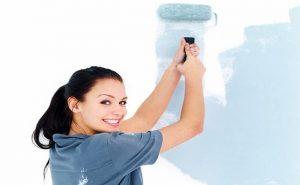 Cách tự sơn nhà đẹp tiết kiệm tiền