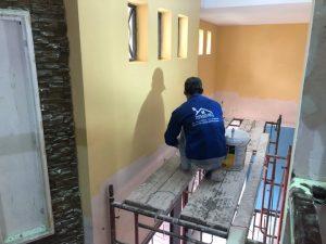 Chọn màu sơn nhà đón tài lộc trong năm mới 2019. Dịch vụ sơn nhà đẹp, tư vấn lựa chọn màu sơn nhà hợp phong thuỷ với gia chủ