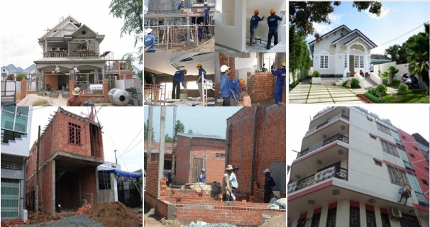 Dịch vụ sửa chữa nhà quận 7 - Chuyên Nhận Sơn Nhà Cũ,Nhà Cấp 4 đẹp Liên hệ 0908648509