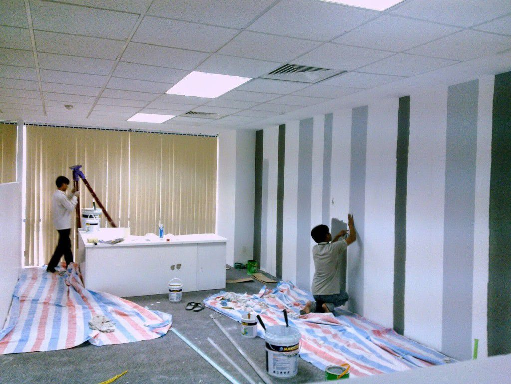 Sơn sửa nhà tại quận 3 Tphcm Hotline 0908.648.509 - Dịch vụ sửa chữa nhà với đội ngũ thợ phục vụ tận tình,chu đáo