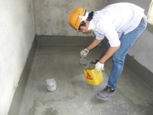 Thi công chống thấm nhà vệ sinh ở tại tphcm