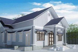 xây nhà cấp 4 bao nhiêu tiền 1m2 giá bất ngờ