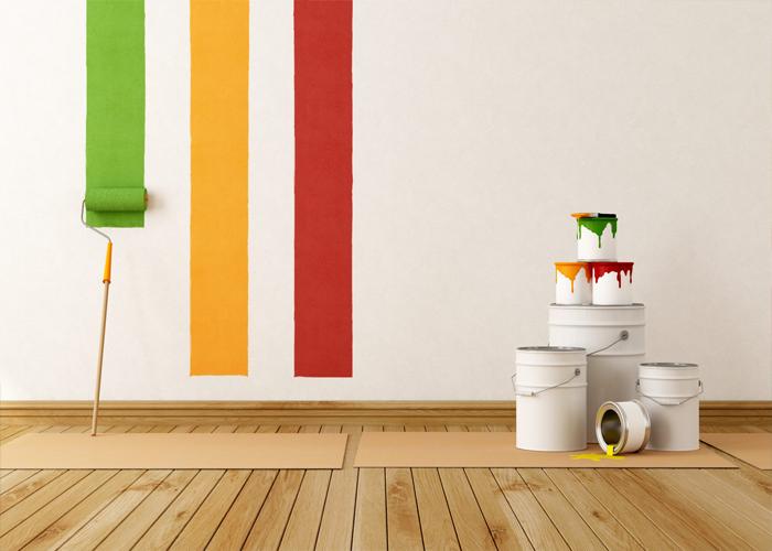 Dùng sơn dầu để sơn nhà có tốt không