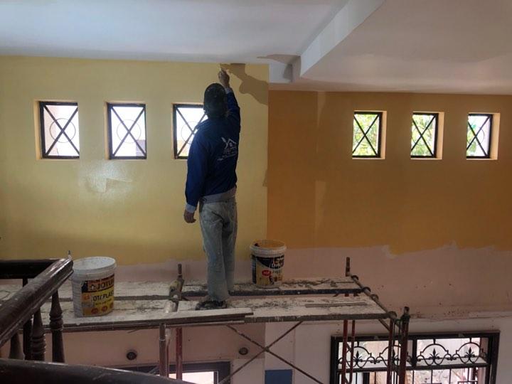 Hướng dẫn quy trình sơn tường nhà mới và nhà cũ. Dịch vụ sơn nhà trọn gói, giá rẻ. Tư vấn sơn nhà đẹp, chất lượng cùng với đội thợ sơn chuyên nghiệp.