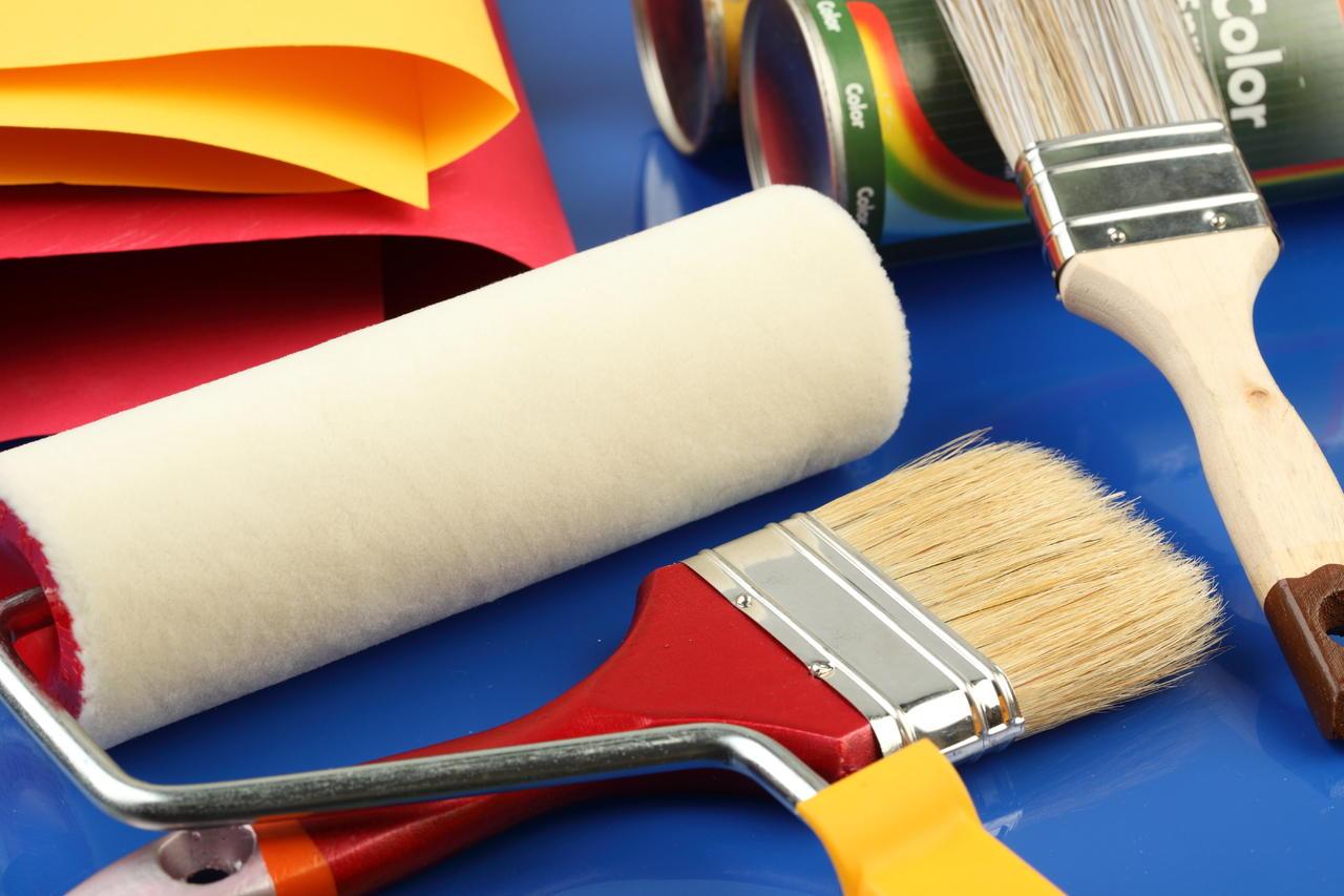 Lưu lại ngay 6 bước tự sơn nhà tiết kiệm chi phí
