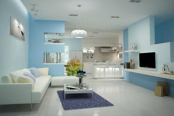 Bí quyết chọn màu sắc khi sơn nhà đẹp và ý nghĩa