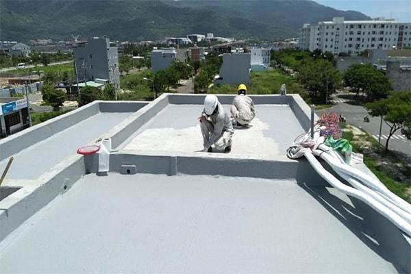 Hướng dẫn cách chống thấm sàn mái đơn giản hiệu quả