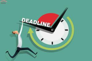 deadline là gì? Deadline có vai trò gì trong đời sống?