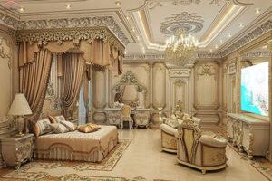 Mẫu phòng ngủ ấn tượng nhất hiện nay